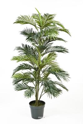Palmier areca artificiel en pot du site for Palmier factice