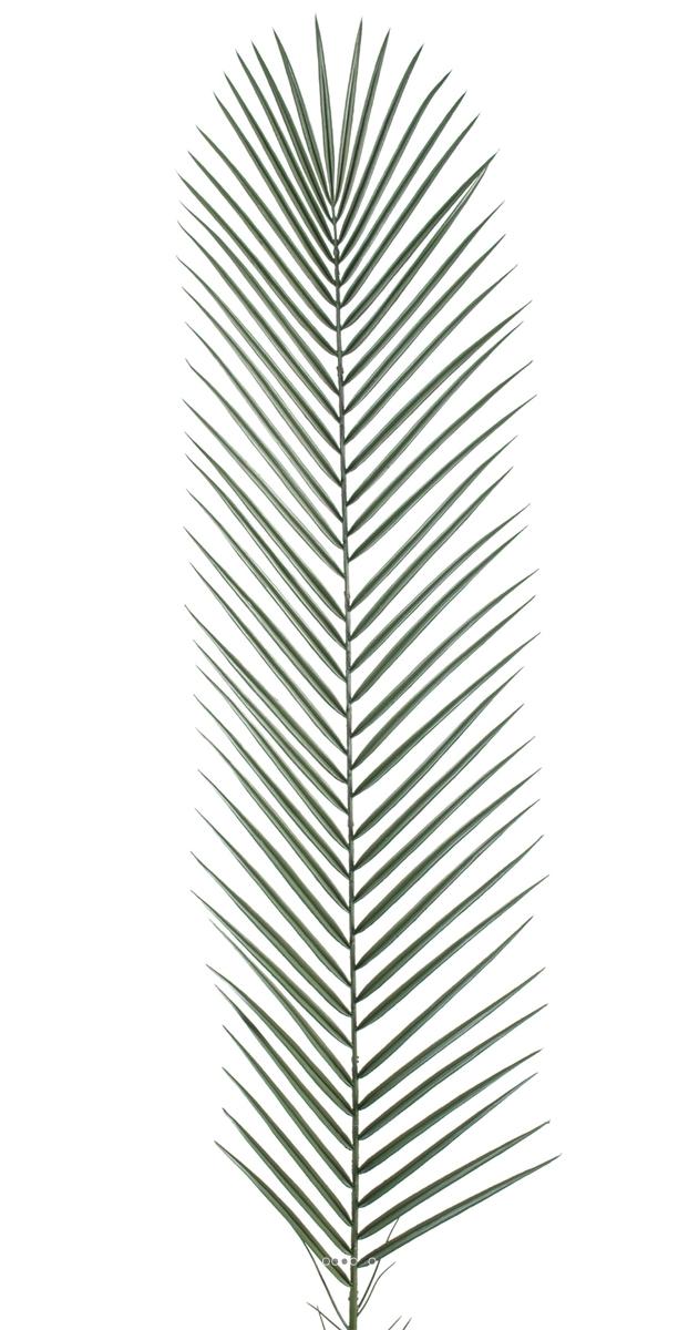 Feuille de palmier phoenix artificielle plastique pvc h - Feuille de palmier artificielle ...