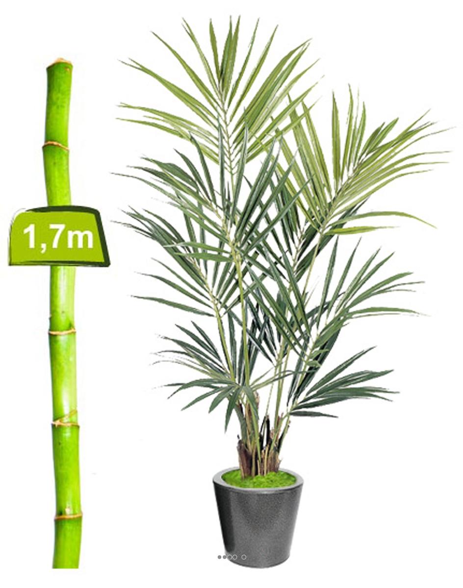 palmier kentia artificiel h cm feuilles with palmier artificiel extrieur pas cher. Black Bedroom Furniture Sets. Home Design Ideas