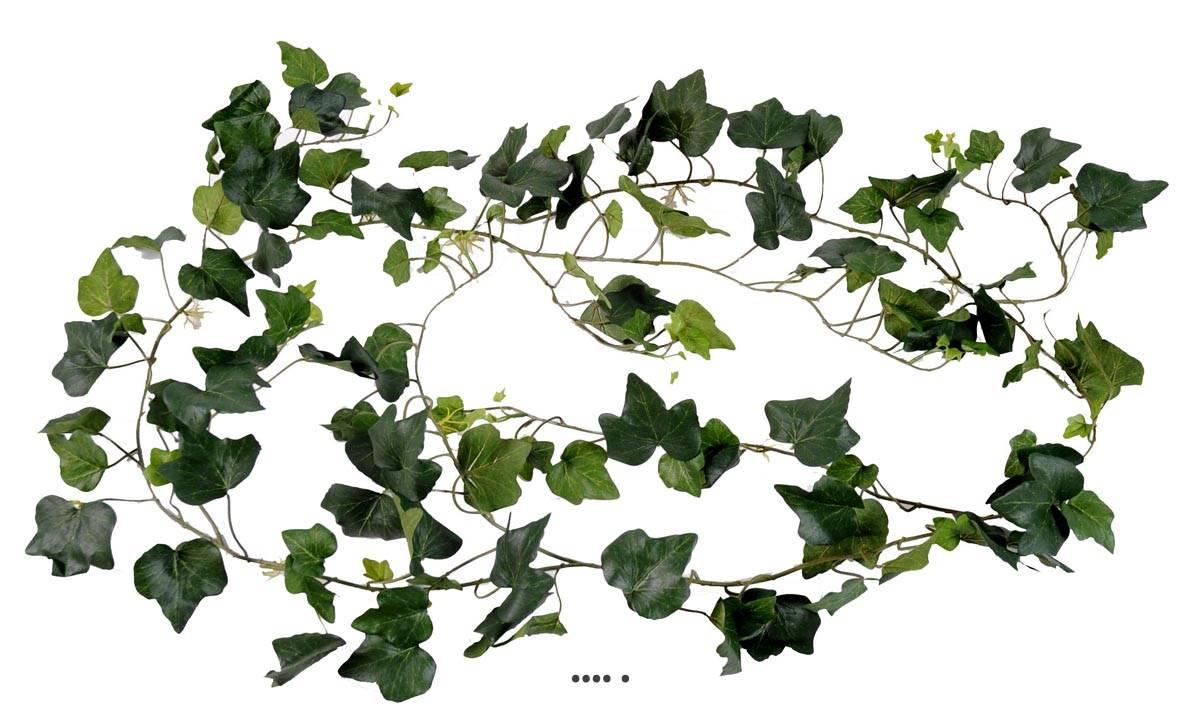 Brise Vue En Lierre guirlande de lierre anglais artificiel, anti-uv, l 200 cm vert