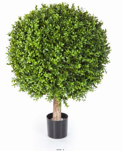Ficus Artificiel Boule-65cm