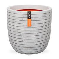 Bac Row en plastique de qualit' sup'rieure Int/Ext. eggpot 54x52 cm sable -