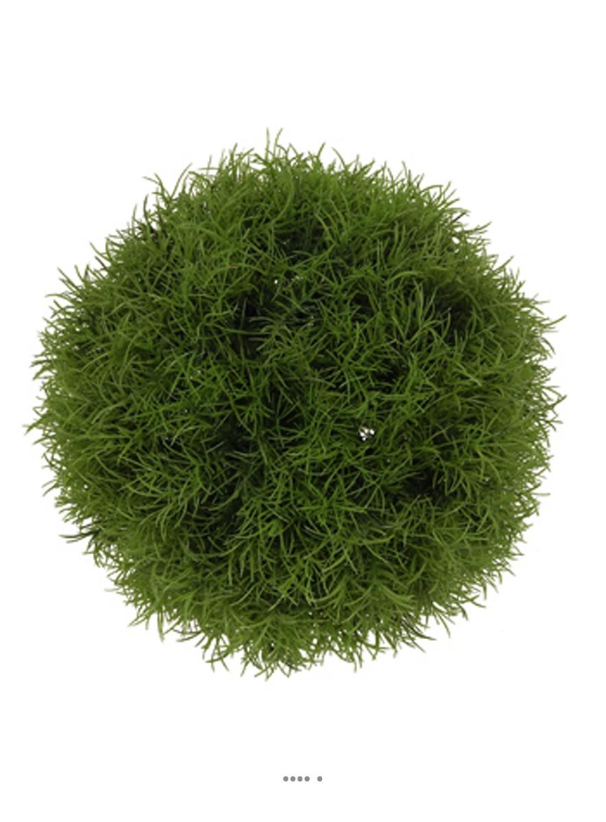 boule d 39 herbe brins longs artificielle superbe et. Black Bedroom Furniture Sets. Home Design Ideas