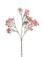 Gypsophile artificiel Rose en branche 117 fleurs H 66 cm au Top