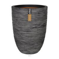 Bac Rib Top Qualité Int/Ext. bullet bas 36x47 cm anthracite